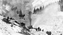 Canada's worst avalanche is the 1910 Rogers Pass disaster, a preventable tragedy