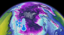 Prairies: Siberian blast moves in, drops highs to -20 C