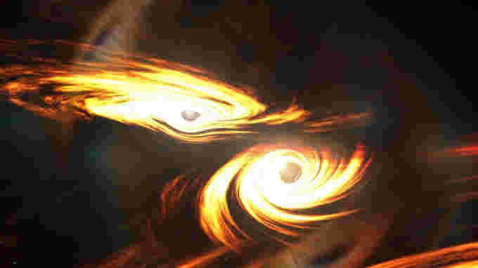 black-holes-merger-gravitational-wave