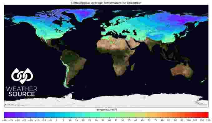 OnPoint-Daily-avg-temperature air 40f 20201215 WeatherSource