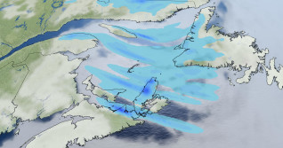 Atlantic: Plunging temperatures and icy surfaces for Wednesday
