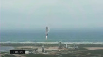 First perfect touchdown for SpaceX's Starship prototype