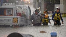 Japan boosts rescue efforts as deadly rains ravage Kyushu