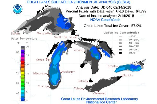 The Weather Network - Lake Effect Snow: Will it continue the