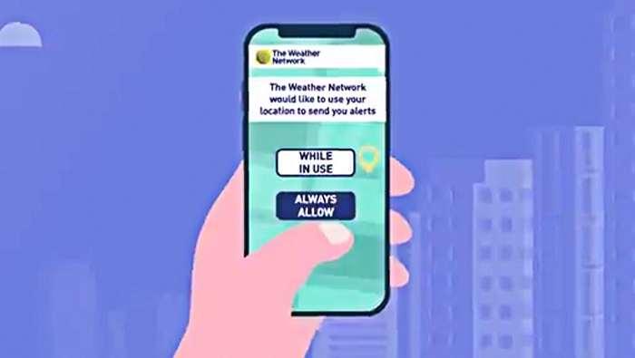 The Weather Network - Your location, when it really matters