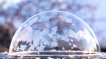 Create these cold-weather bubbles with this simple recipe