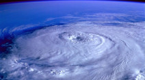 Hurricane Lorenzo becomes the strongest on record in the eastern Atlantic Ocean