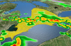 Ontario: Thunderstorm risk, showers, as mild temperatures settle in