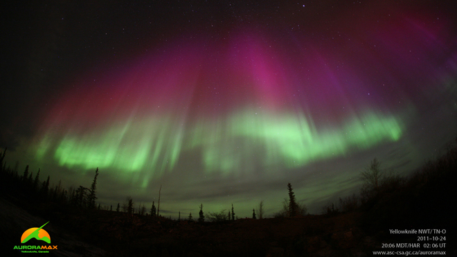 The Weather Network - Aurora missed? What happened to the March 23