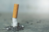 Did you know? Cigarette butts contaminate our water supply
