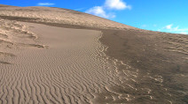 'Singing' sand observed at a U.S. national park, listen here