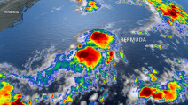 Tropics stir to life, new tropical depression to impact Bermuda