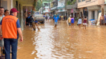 Brazil devastated by extreme rainfall, flooding and landslides in January 2020