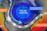 WINTER FORECAST: Polar Vortex puts a 'harsh' spin on winter
