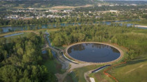 Calgary gravel pit turned park clinches national landscape award