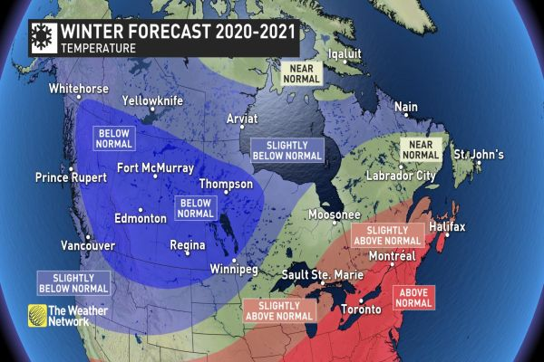 Welcome To Winter Canada A Look At The Season Ahead The Weather Network