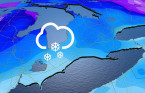 Ontario: Winter fights back with three rounds of snow this week