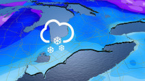 Ontario: Snowstorm will complicate travel, up to 25 cm possible in Ottawa