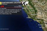 Strong earthquake strikes California, shaking felt in Los Angeles