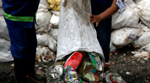 Nepal to turn Everest trash into art to show mountain's garbage woes