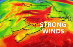 Atlantic: Heavy rain moves in, days of strong winds ahead