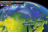 Halloween: Stormy for some sections of Canada, 'significant snow' for others