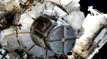 Women astronauts teamed up for first spacewalk of 2020