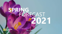 Spring 2021: Your next three months of weather, here!