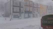 Newfoundland: Potentially HISTORIC storm hits, threatens 75 cm of snow