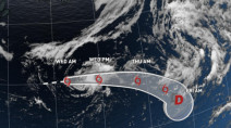 Atlantic: Storm threat Thursday, no risk from Tropical Storm Chantal
