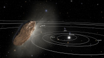 Astronomers spot the first-ever interstellar comet!