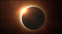 Watch live as the Moon blots out the Sun in a solar eclipse! Here's when