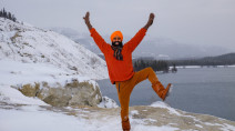 Gurdeep Pandher warms up Canada's North with traditional Bhangra dance