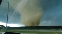 A rare GTA tornado was just confirmed in Milton