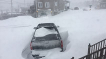 Newfoundland: States of emergency amid 130+ km/h winds, 70+ cm snow