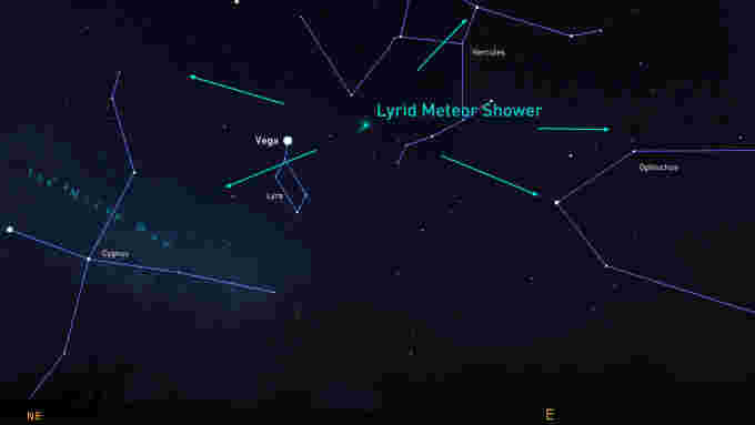 Lyrid-meteor-shower-2020
