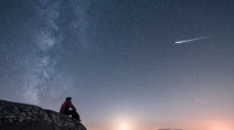 EYES UP! 'Rock Comet' meteor shower to brighten up night sky