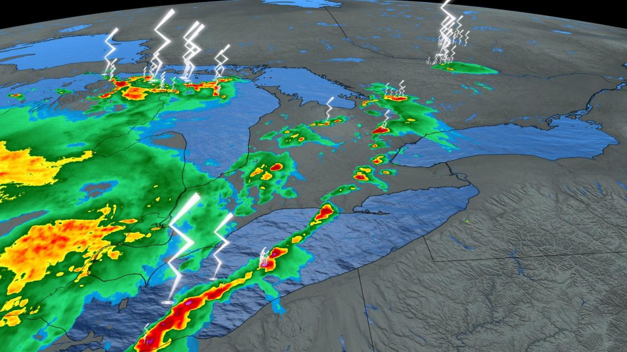 Small storm threat for SW Ontario Friday, more severe storms possible Saturday