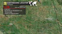 Earthquake hits eastern Saskatchewan, miners take refuge underground
