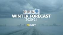 WINTER FORECAST: Your next 3 months of weather, here!
