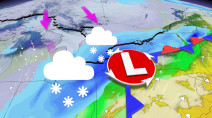 Brief wintry punch takes aim at Ontario this week