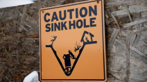 The science of sinkholes. How do they form and why?