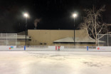 Alberta's first accessible outdoor rink now open