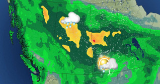 Prairies: Keeping a close eye on weekend severe weather, flooding potential