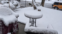 Another spring interruption as temperatures plummet, snow targets the Prairies