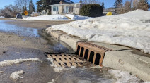 Saskatchewan cities work to avoid snowmelt flood as temperatures rise