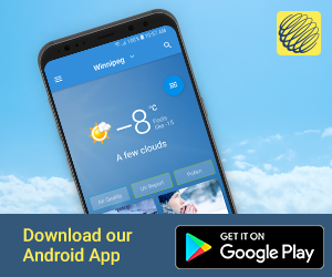 The Latest Android From Weather Network