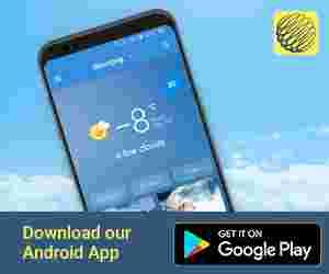 Download the latest Android app from The Weather Network!