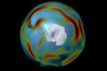 The Ozone Hole's recovery is helping stabilize southern hemisphere weather
