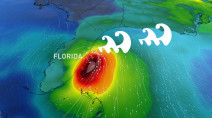 Tropical Storm Isaias gradually tracking up U.S. East Coast